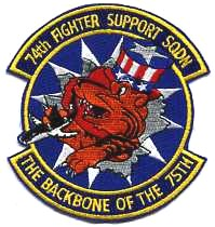 71st Tactical Fighter Squadron