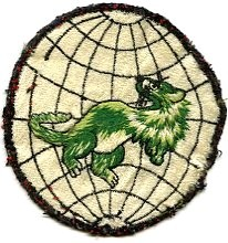 Troop carrier squadron patches